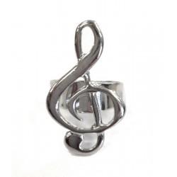 anello chiave di violino