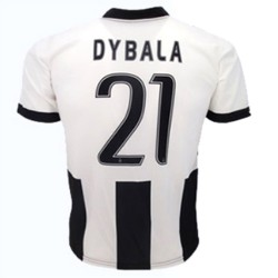 maglia Juventus ufficiale poliestere Dybala