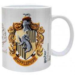 Harry Potter tazza ufficiale in ceramica Tassorosso Hufflepuff