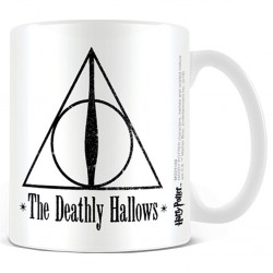 Harry Potter The Deathly Hallows Tazza