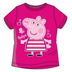 maglia ufficiale PEPPA PIG fucsia
