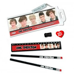 set cancelleria ONE DIRECTION