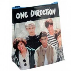astuccio trasparente toiletry ONE DIRECTION