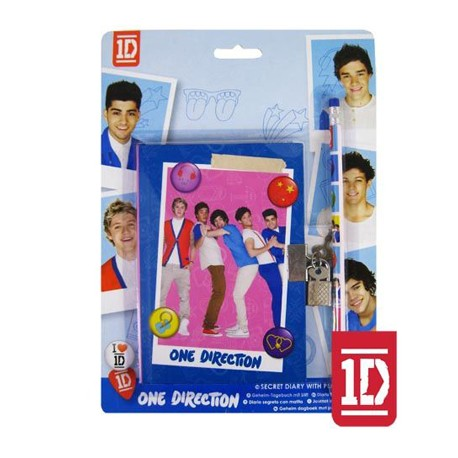 set notebook ONE DIRECTION