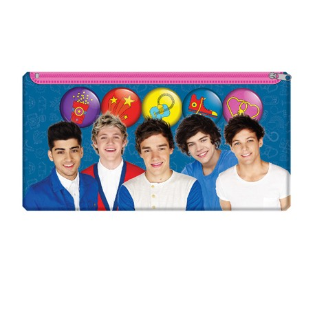 Astuccio portapenne large ONE DIRECTION