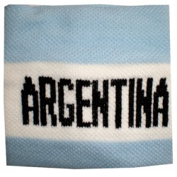 polsino bandiera argentina