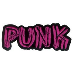 toppa punk fucsia