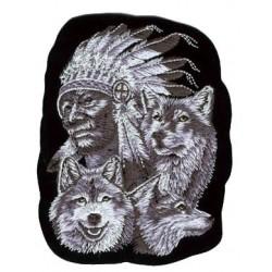 toppa lupi e sciamano indiano