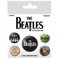 spille the beatles bianco