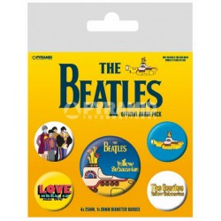 spille the beatles yellow submarine
