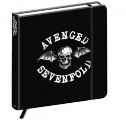 Quaderno Avenged sevenfold deathbat logo ufficiale