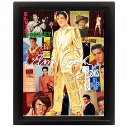 Cornice in 3D Elvis Presley