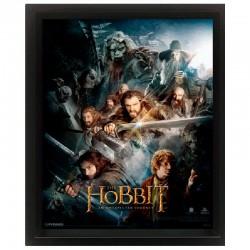 Cornice in 3D Lo Hobbit