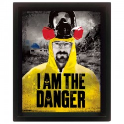 Cornice in 3D Breaking Bad I'm the danger