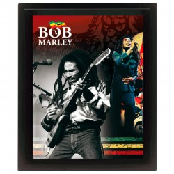 Cornice in 3D Bob Marley