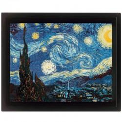 Cornice in 3D Van Gogh quadro Notte Stellata