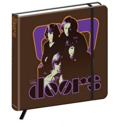 Quaderno The Doors ufficiale