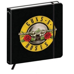 Quaderno Guns 'n Roses classic logo ufficiale
