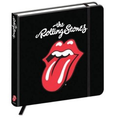 Quaderno The Rolling Stones classic tongue ufficiale