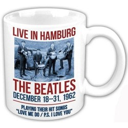 Tazza The Beatles Live in Hamburg
