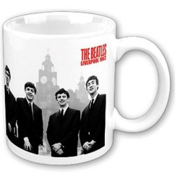 Tazza The Beatles Liver building