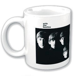 Tazza The Beatles With