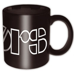 Tazza The Doors Logo black