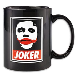 Tazza the Dark Knight Obey the Joker
