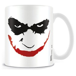 Tazza the Dark Knight Joker Face
