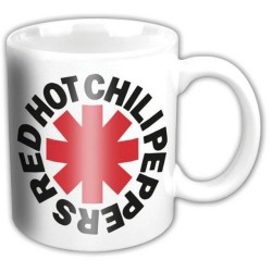 Tazza Red Hot Chili Peppers asterisk classic