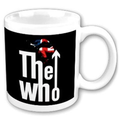 Tazza The Who Leap Logo