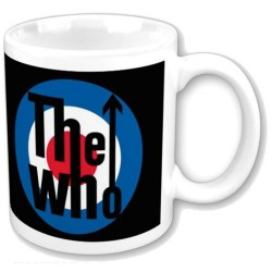 Tazza The Who Target Logo