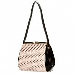 DO YOU WANT ME? BAG BG7112 BLACK NUDE