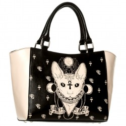 BASTET TOTE SMALL BAG BG7117 BLACK
