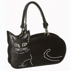 KITTY KAT HAND BAG BG7135 SMALL