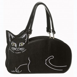 KITTY KAT HAND BAG BG7140 BIG