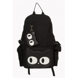 HALLIE BACKPACK BG7151 BLACK