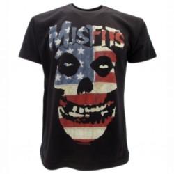 Misfits T-shirt ufficiale nera