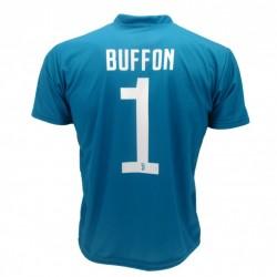 Juventus maglia ufficiale Buffon in poliestere azzurra