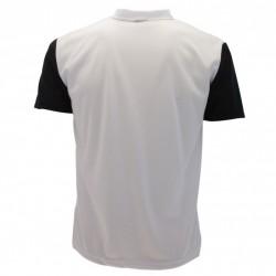 Juventus maglia ufficiale neutra in poliestere bianca e nera