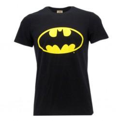 Batman Logo t-shirt ufficiale nera
