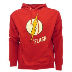 The Flash felpa ufficiale rossa