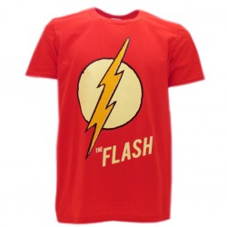 t-shirt ufficiale the flash