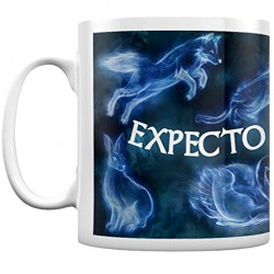 Harry Potter tazza ufficiale in ceramica Expecto Patronus