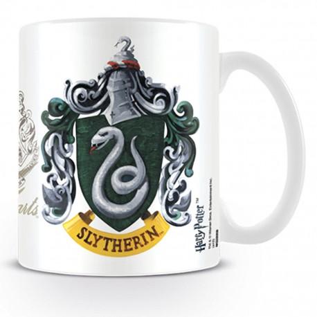 Tazza Harry Potter  Slytherin Crest