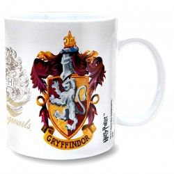 Tazza Harry Potter  Gryffindor Crest