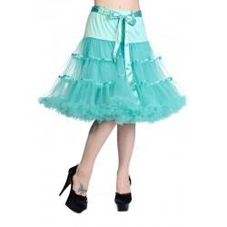 petticoat ribbon skirt green Banned