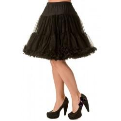petticoat ribbon skirt nera Banned